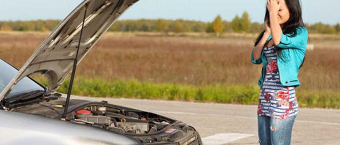 Машина не заводится на горячую: возможные неполадки и их устранение