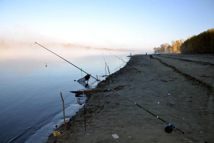 рыбалка в нижневартовске