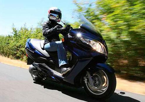 Suzuki Skywave 400 owner reviews