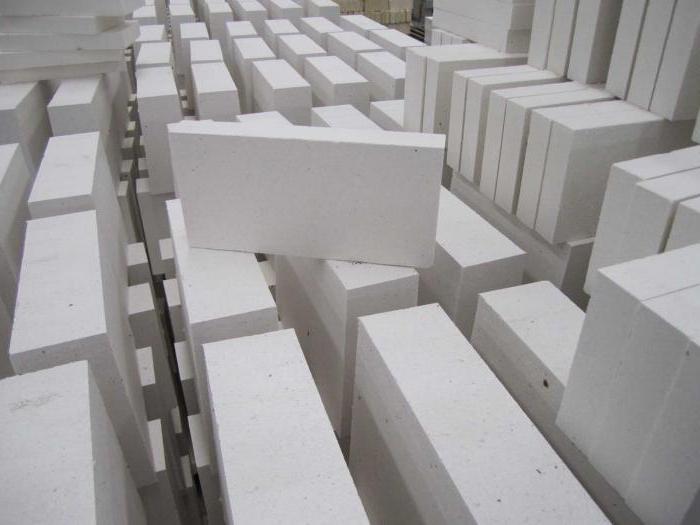 production of building blocks