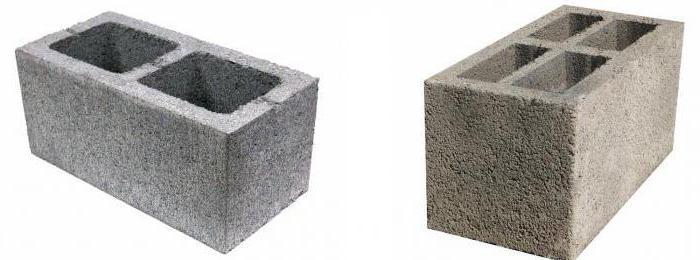 types of building blocks