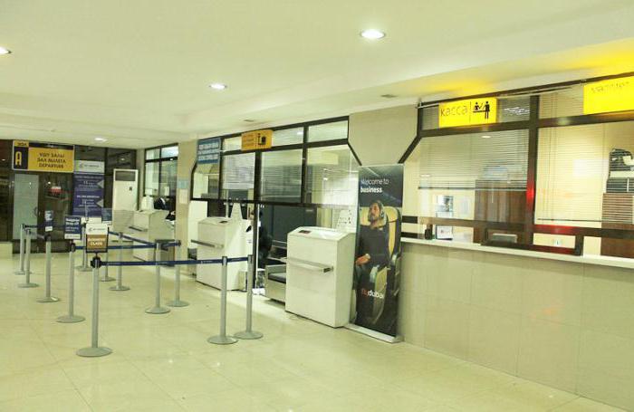 Shymkent Airport