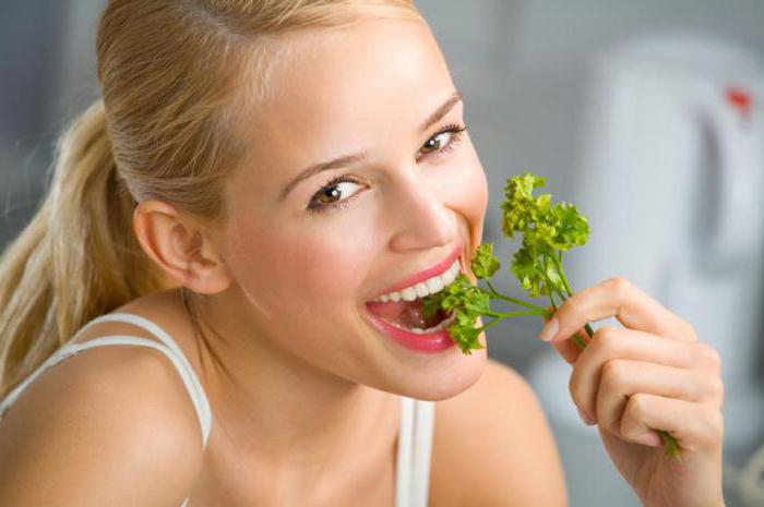 Диета для здоровья зубов Женские радости