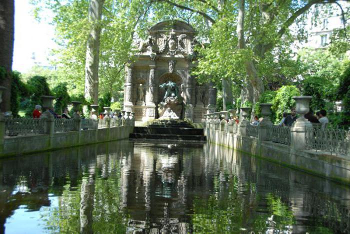 Dassin Luxembourg Garden