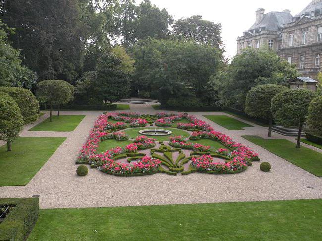 Joe Dassin Luxembourg Garden