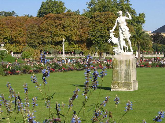 luxembourg garden reviews