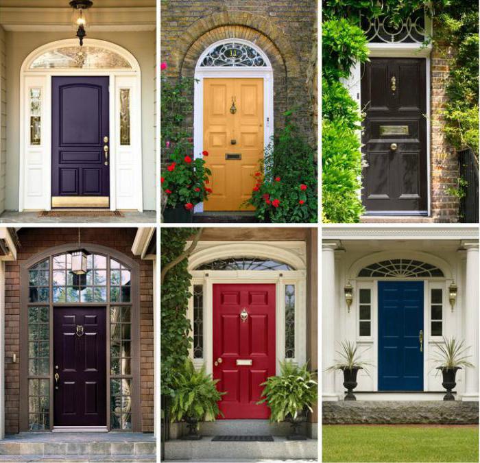 best entrance door