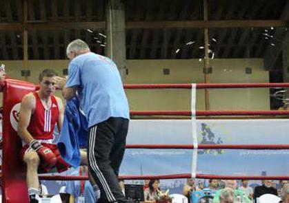 boxing judge