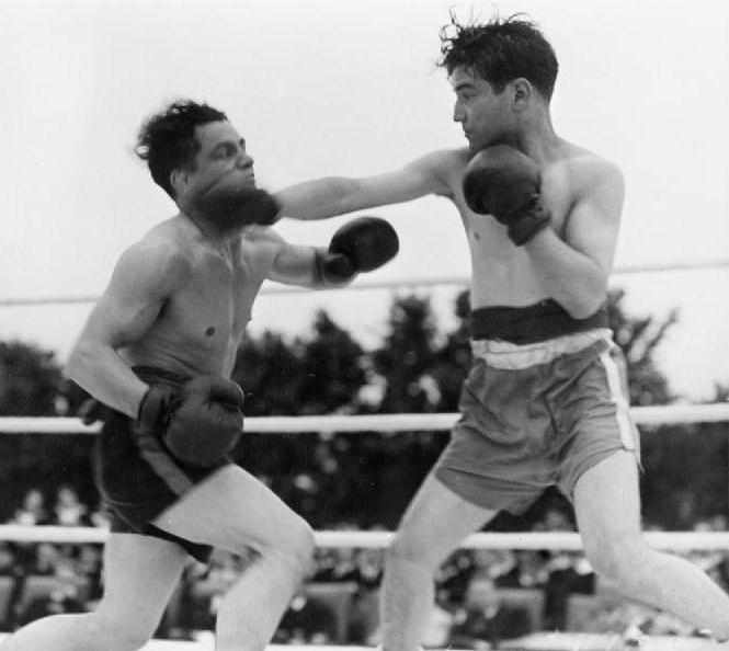 beginner boxing rules