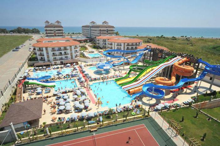 eftalia splash resort 5 отзывы