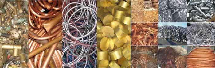 non-ferrous metals it