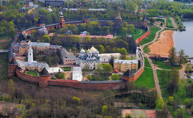Kremlin Great Novgorod