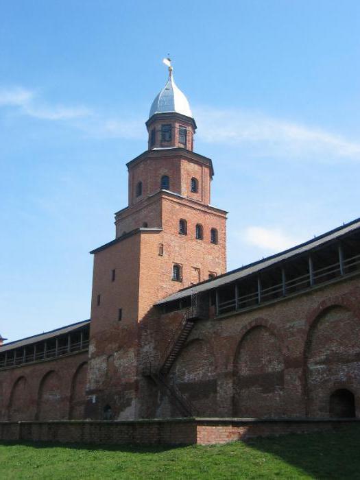 Veliky Novgorod Kremlin address