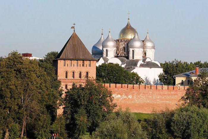 Kremlin of Great Novgorod