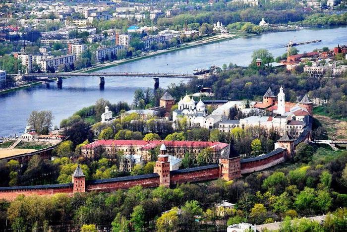 Novgorod the Great Kremlin attractions