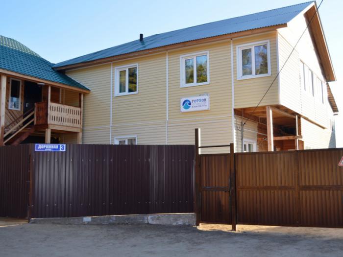 Goryachinsk hostels