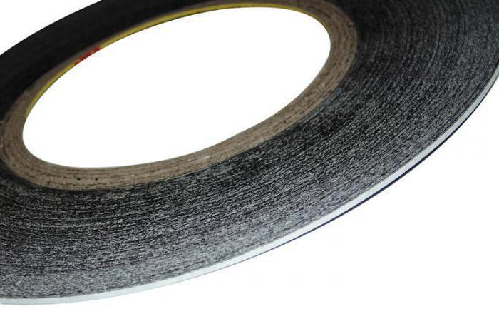 adhesive tape for touchscreen double-sided