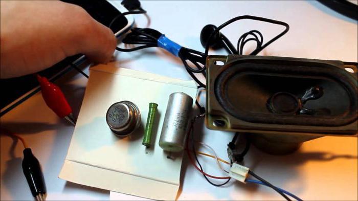 биполярный транзистор принцип работы