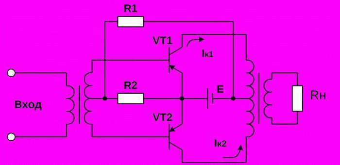 усилители вч на транзисторах