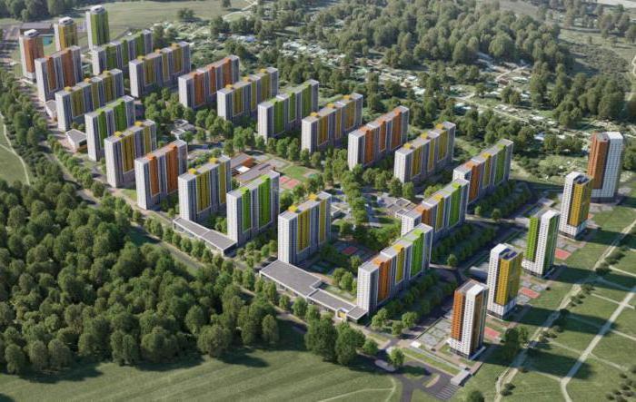 Developer Ankudinovsky Park Nizhny Novgorod