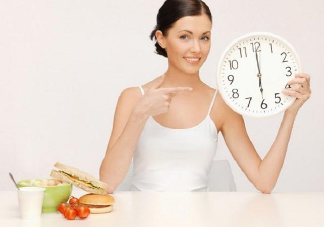 Похудеть не есть после 6