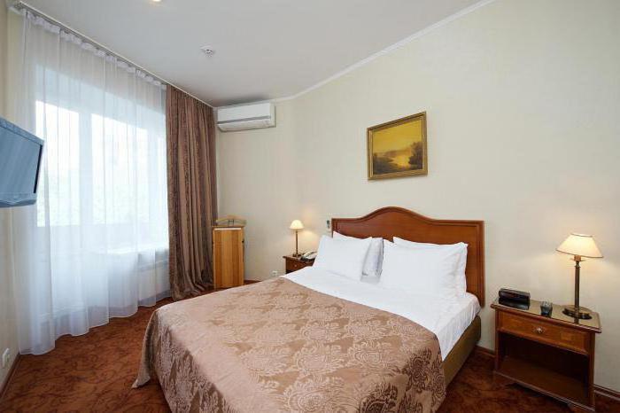 hotel october krasnoyarsk
