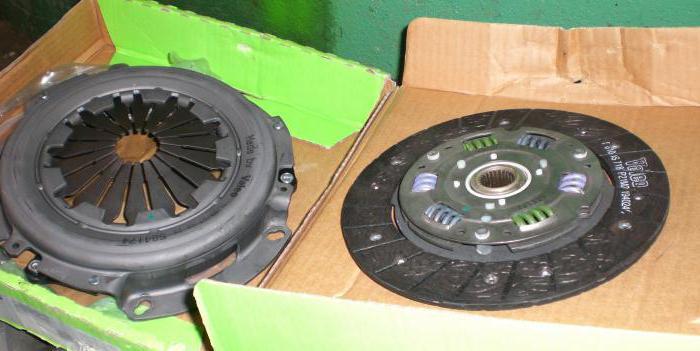 correct adjustment of the clutch vaz 2114