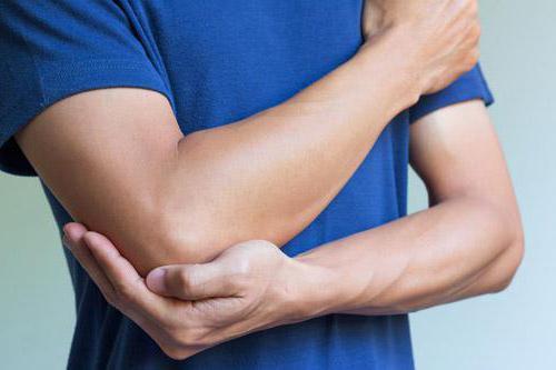 Болит локоть какой врач диагностика сустава