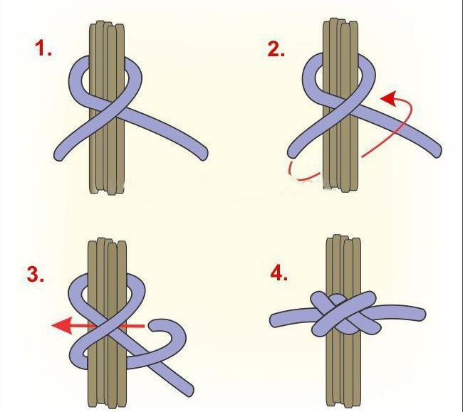 констриктор узел