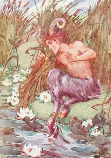 сатир древнегреческая мифология