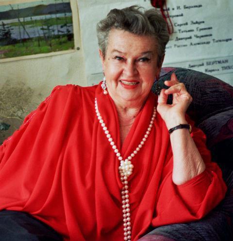 lyudmila lyadova biography personal life