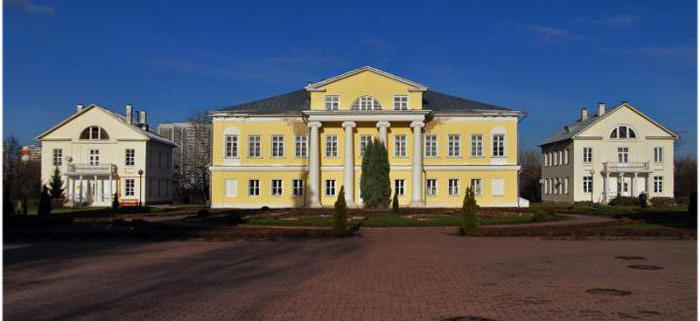Manor sviblovo in Moscow