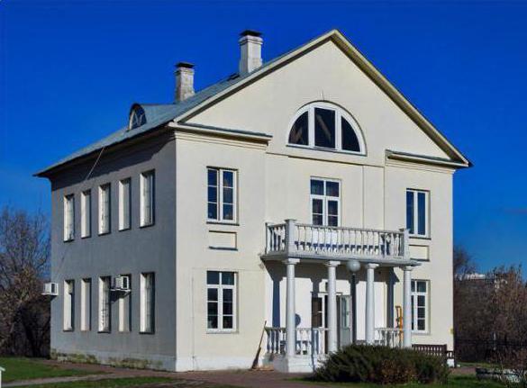where is the estate sviblovo