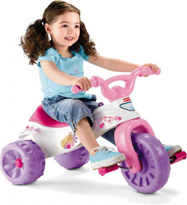 tricycle for children from 2 years