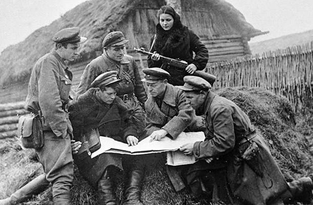Partisans of the Great Patriotic War 1941 1945