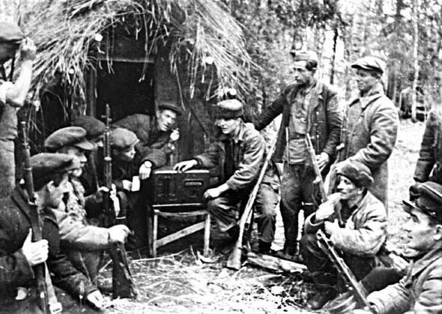 guerrillas of the Great Patriotic War 1941 1945 list