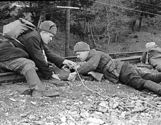 Heroes Partisans of the Great Patriotic War 1941 1945