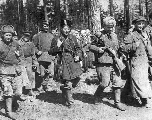 children partisans of the great patriotic war 1941 1945