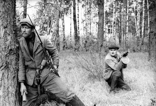 feats of the partisans of the great patriotic war of 1941 1945