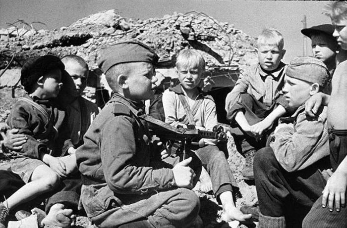 guerrillas of the great patriotic war 1941 1945 list of names