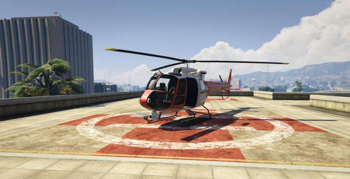 where to find a helicopter in gta 5