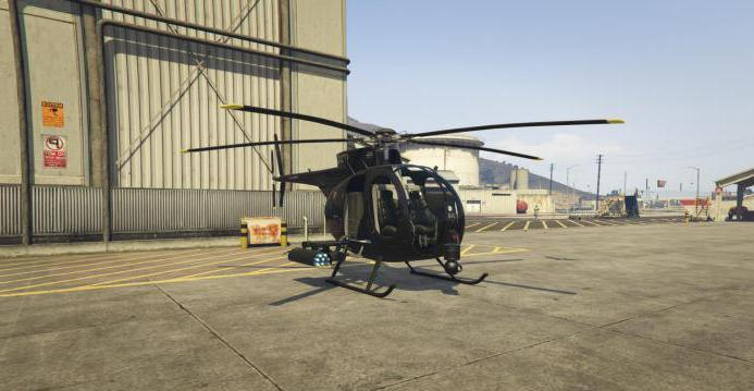 helicopter code in gta 5
