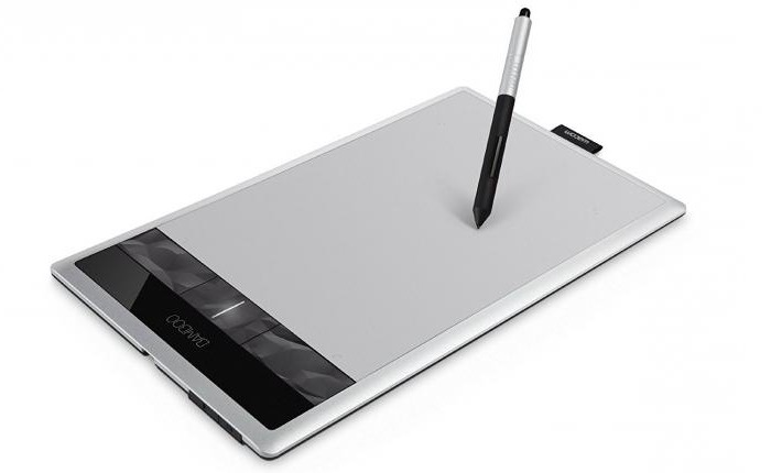 Графический планшет Wacom Bamboo: описание, характеристики, отзывы