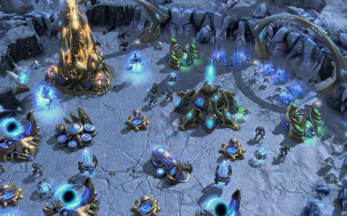 Игра StarCraft 2: системные требования, описание, особенности и отзывы