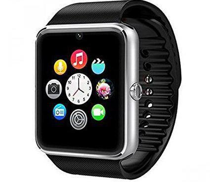 Умные часы Smart Watch GT08: отзывы покупателей, характеристики