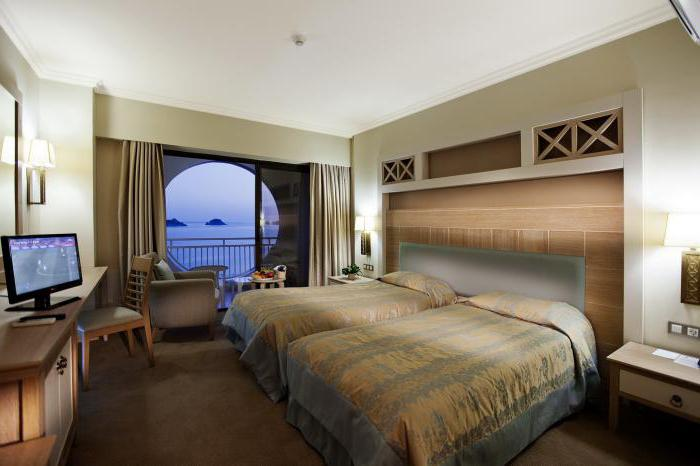 marmaris resort deluxe hotel отзывы