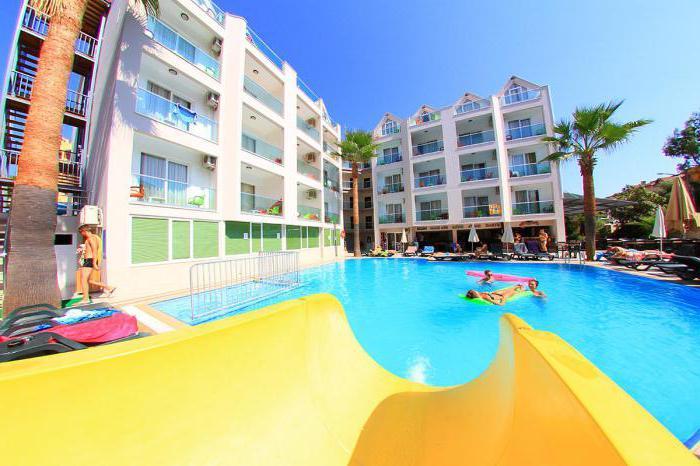 marmaris resort deluxe hotel 5