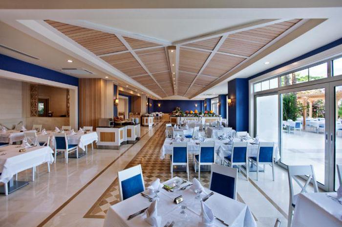 marmaris resort deluxe hotel service