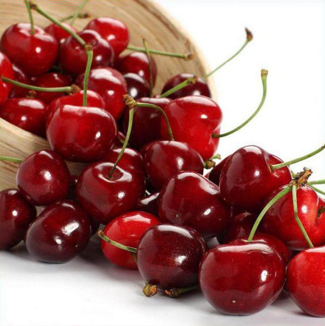 I really want cherry during pregnancy