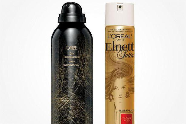 hair texturizing spray